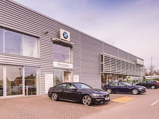 Barons BMW Farnborough