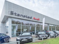 Stansted Audi