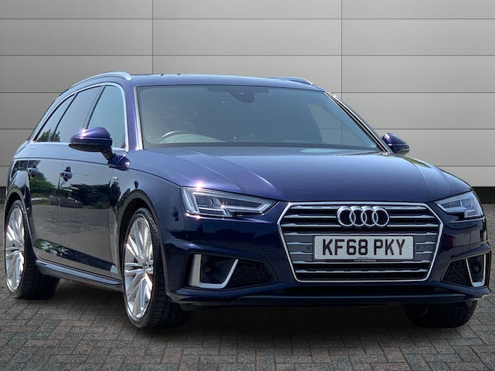 Used Audi A4 Avant Tdi S Line 2019 For Sale In Watford