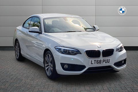 BMW 2 Series 218i Sport 2DR Coupe